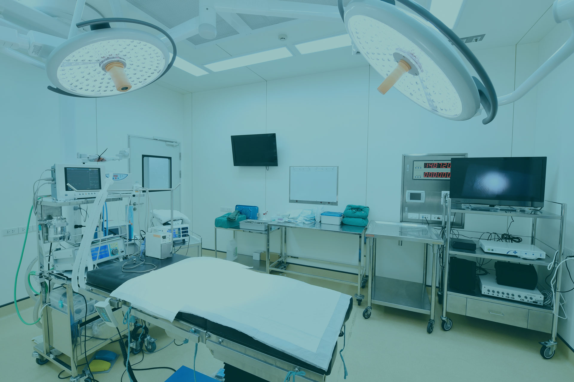 Medical Construction Solutions so You Can Focus on Saving Lives