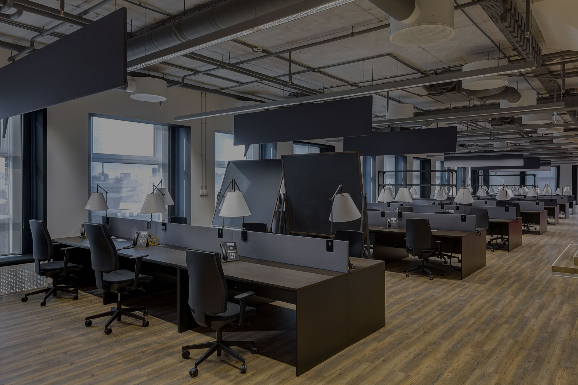 Office Build-Outs That Increase Productivity & Look Good Doing It